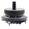 Rotary Encoder 100 Pulse Aluminium, Ø 60mm
